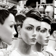 NYC Mannequins Detail