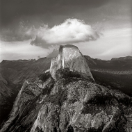 Halfdome with Hat